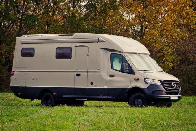 Le X Rok La Nouvelle Création De 3c Cartier Brisebras Actus Des Marques Camping Car Magazine