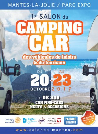 Premier salon du camping car de mantes la jolie nos for Salon mantes la jolie